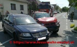 Unfall am 29.04.2011