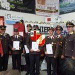 Ehrungen für Neutaler Feuerwehrmitglieder am 16.07.2016