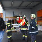 Brandalarm Firma Swarco Futurit am 6. November 2016