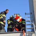 Brand- und Atemschutzübung am 1. April 2017