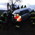 Verkehrsunfall am 11. April 2018
