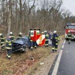 Verkehrsunfall mit Personenschaden, am 21.12.2018
