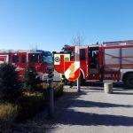Brandalarm TZ am 23.02.2019