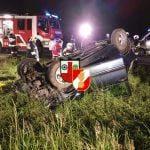 Schwerer Verkehrsunfall am 22.05.2019