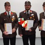 Festakt Feuerwehr Steinberg