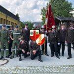 Besuch bei der Feuerwehr Himmelberg in Kärnten