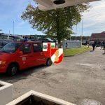 Evakuierungsübung im Burgenländischen Umschulungszentrum (BUZ)