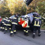 Verkehrsunfall am 21.10.2019 auf der L 233
