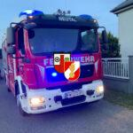Brand Trafostation Mühlwiese