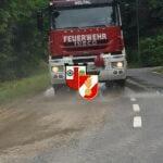 Einsatz Verkehrswege frei machen am 17.07.2021